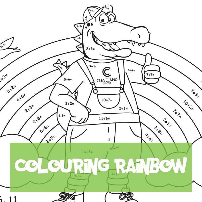 Colouring Rainbow