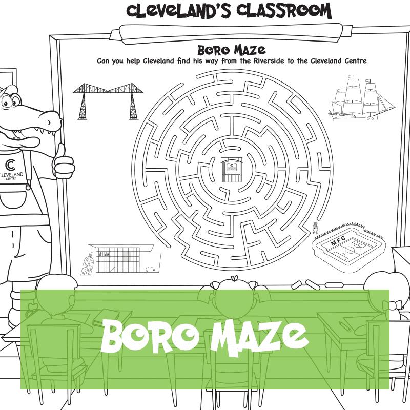 Boro Maze