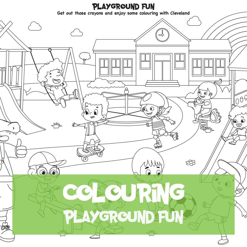 Playground Colouring